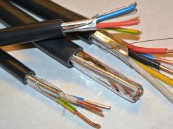 Марки силовых кабелей 3