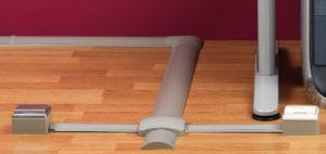 Получается, что проводка прокладывается прямо на стенах, полу или потолке.