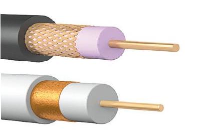 Оплетка коаксиального кабеля