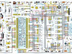 Схема электрооборудования ВАЗ 2114