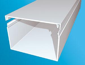 Кабель канал – это пластиковое или металлическое изделие, предназначенное для прокладывания внешней проводки