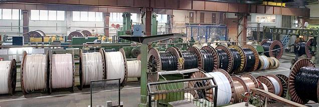 На российском электротехническом есть множество производителей кабелей
