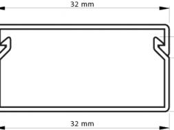Сечение кабель канала-02
